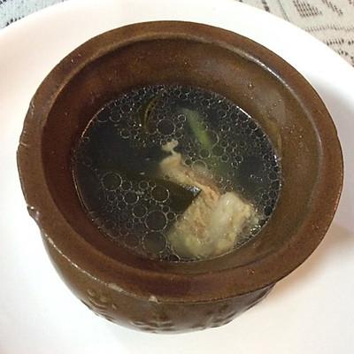 海带瓦罐汤