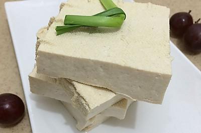 自制白醋豆腐