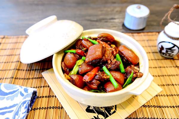 家常菜-私房黄焖羊肉煲的做法