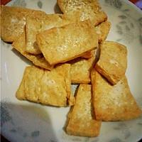 糖醋脆皮豆腐的做法图解6
