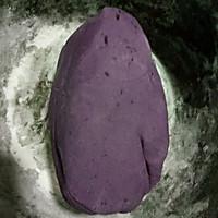 紫薯糯米饼【电饼铛】的做法图解5