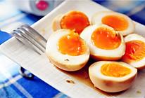 酒香桂花糖心蛋的做法