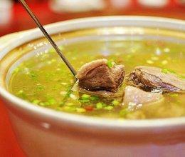 姥山里老鹅汤的做法