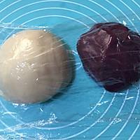 紫薯酥(玉米油版)的做法图解3