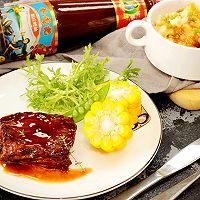 蚝油煎小牛肉#厨此之外,锦享美味#的做法图解8