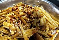 凉拌爽口黄花菜的做法