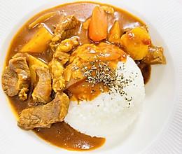 牛肉咖喱饭(付储存方法)