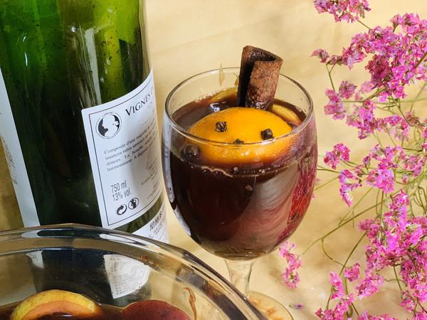 新年聚会喝什么?浓浓果香的热红酒绝对排第一的做法