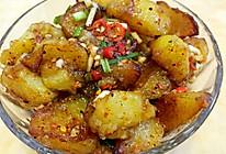 糖醋麻辣锅巴土豆的做法
