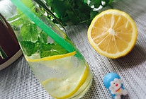 柠檬苏打水的做法
