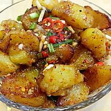 糖醋麻辣锅巴土豆