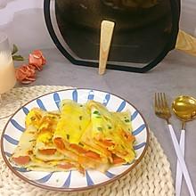 早餐鸡蛋饼