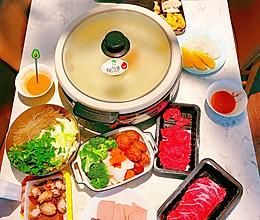 福气火锅年夜饭的做法