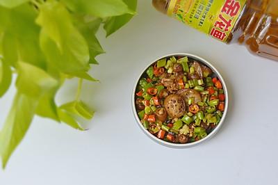 香辣猪尾巴#金龙鱼营养强化维生素A  新派菜油#