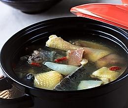 江苏徐州传统名菜—霸王别姬的做法
