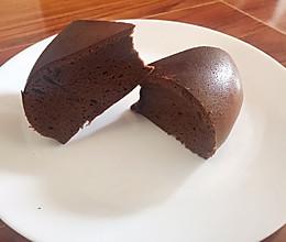 电饭煲蛋糕进阶版——香浓巧克力蛋糕的做法
