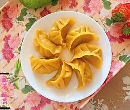 酸菜玉米大蒸饺的做法