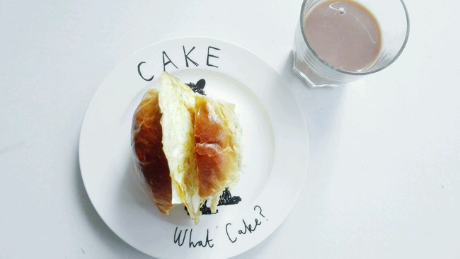 咖啡面包的做法