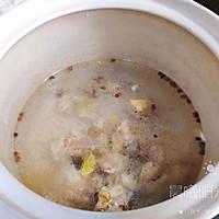 #美食视频挑战赛# 鲜香浓郁的香菇炖鸡汤的做法图解4