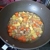 ——咖喱土豆鸡丁#12道锋味复刻#的做法图解10