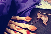 万圣节女巫手指饼干的做法