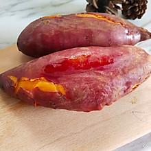 #餐桌上的春日限定#烤蜜薯