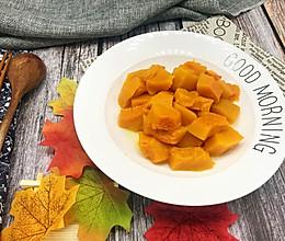单纯的南瓜——超简单快手食谱的做法