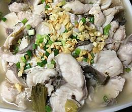 酸菜鱼(无红辣椒油版)的做法
