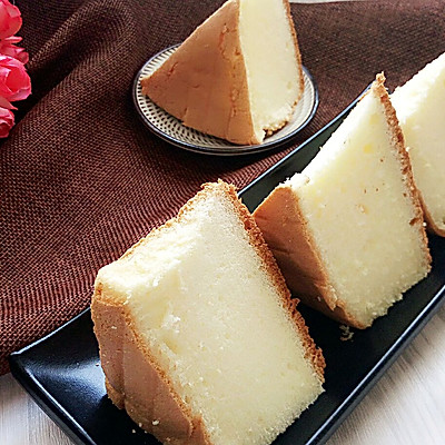 糯米戚风蛋糕(8寸)