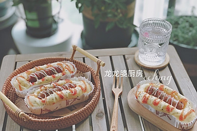【香肠面包】