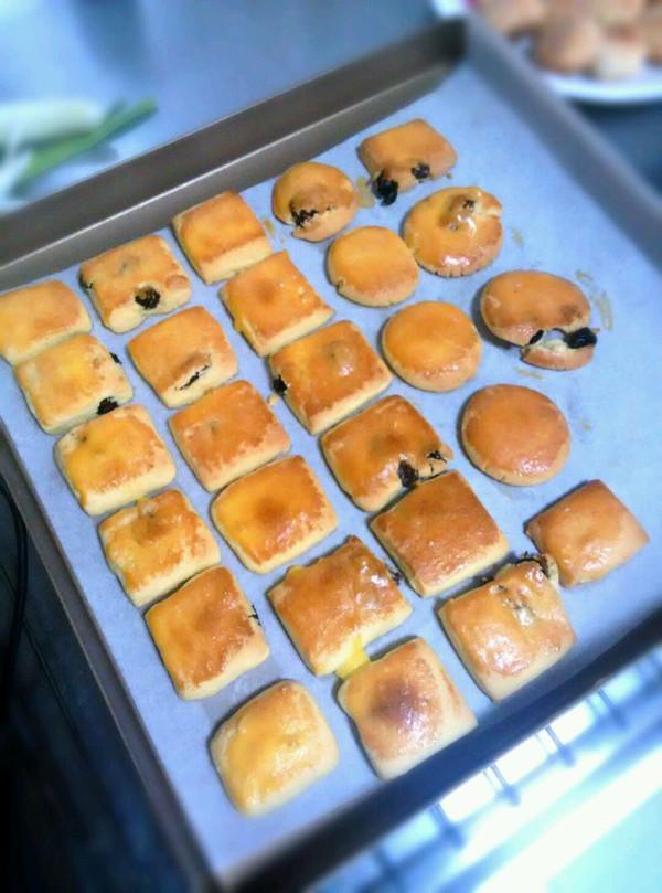 提子奶酥!酥松香甜的曲奇外加红提黑加仑的酸甜口感入口感太美好的做法