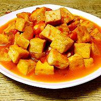 番茄烩豆腐的做法图解12