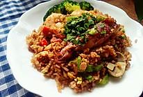 实打实足料炒饭——叻沙海鲜炒饭的做法