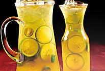 金桔青柠茶的做法