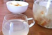银耳雪梨薏米水—穹顶之下的清肺良汤的做法