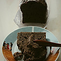 无负担の可可豆腐蛋糕