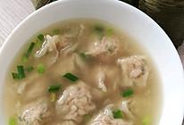 福州闻名小吃 肉燕的做法