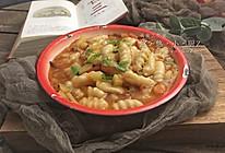 #相聚组个局#看一遍就学会的面片汤的做法