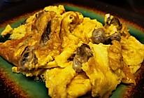 蛎蝗煎蛋的做法