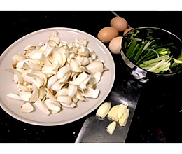 鲜百合炒鸡蛋的做法