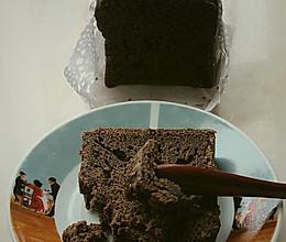 无负担の可可豆腐蛋糕的做法