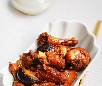 家传黄焖鸡的做法