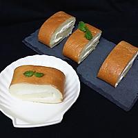 小四蛋糕卷#长帝烘焙节-半月轩#的做法图解23