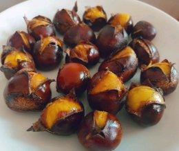 板栗——空气炸锅的做法