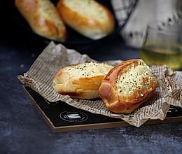 蒜香面包#母亲节,给妈妈做道菜#的做法