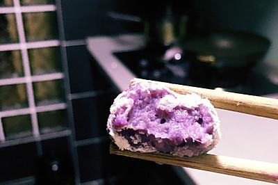 1岁以下婴儿香浓紫薯球