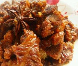 红烧牛肉(抗癌生酮食谱)的做法