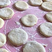#做道懒人菜,轻松享假期#山药小饼的做法图解9