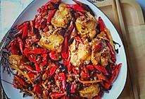 辣子干煸鸡翅   下饭菜的首选的做法