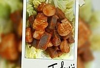 快手菜——红酒茄汁杏鲍菇的做法